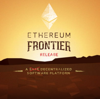 EthereumFrontier