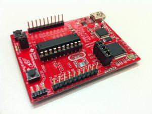 TI Launchpad MSP430